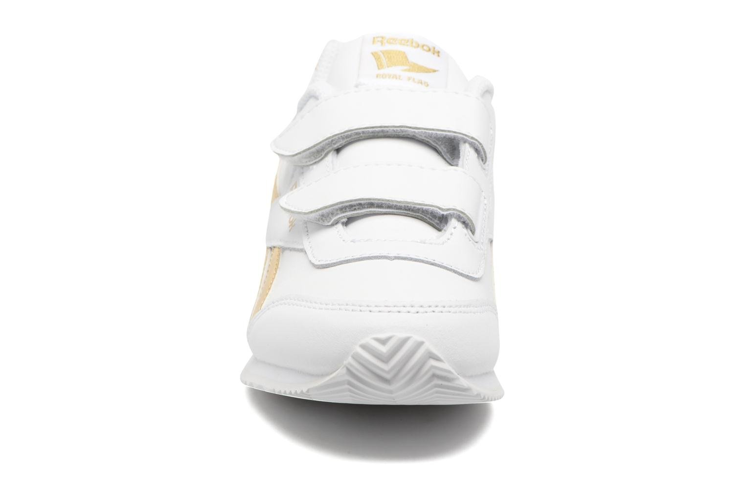 Reebok Royal Cljog 2 2V White/Gold Met