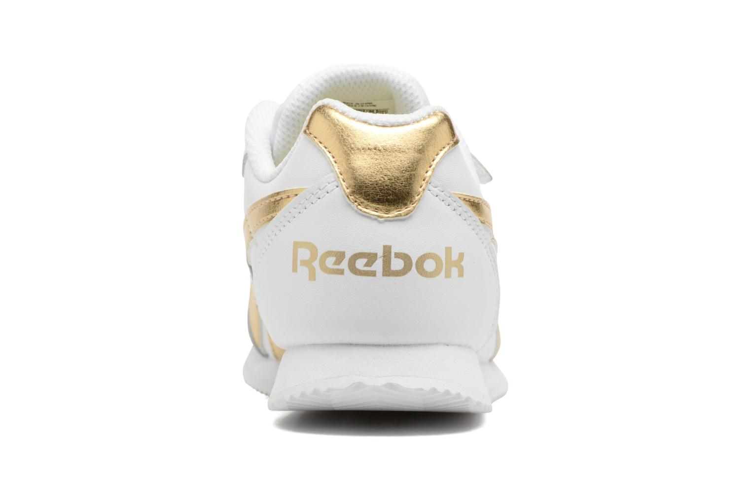 Trainers Reebok Reebok Royal Cljog 2 2V White view from the right