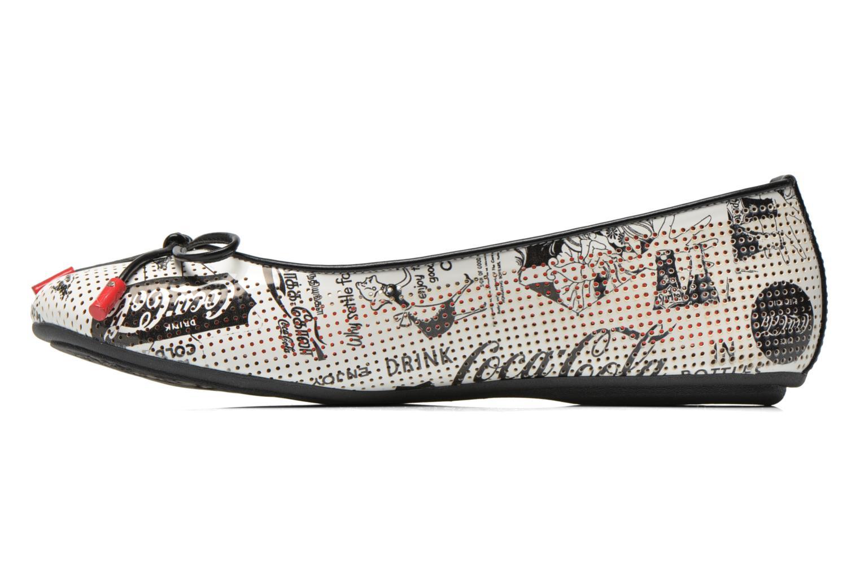 Ballerinaer Coca-cola shoes Paper Multi se forfra