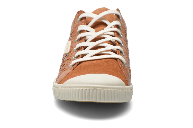 Sneaker Pataugas Bague/A braun schuhe getragen