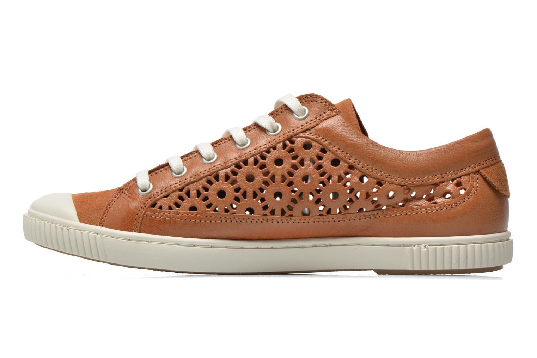 Sneaker Pataugas Bague/A braun ansicht von vorne