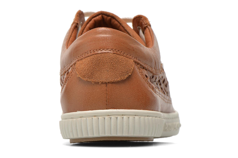 Sneaker Pataugas Bague/A braun ansicht von rechts