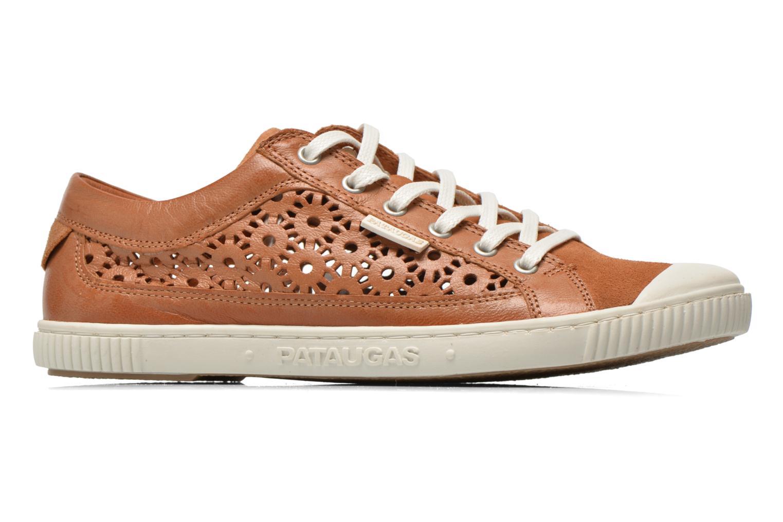 Sneaker Pataugas Bague/A braun ansicht von hinten