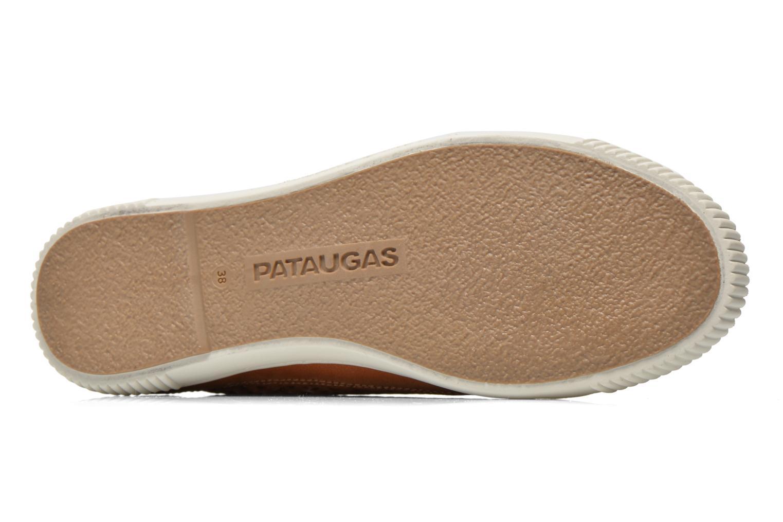 Sneaker Pataugas Bague/A braun ansicht von oben
