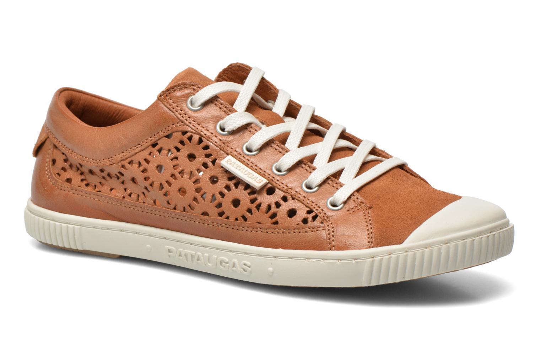 Sneaker Pataugas Bague/A braun detaillierte ansicht/modell