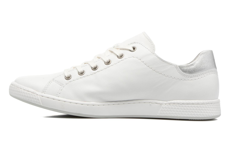 Sneakers Pataugas Jayo Wit voorkant