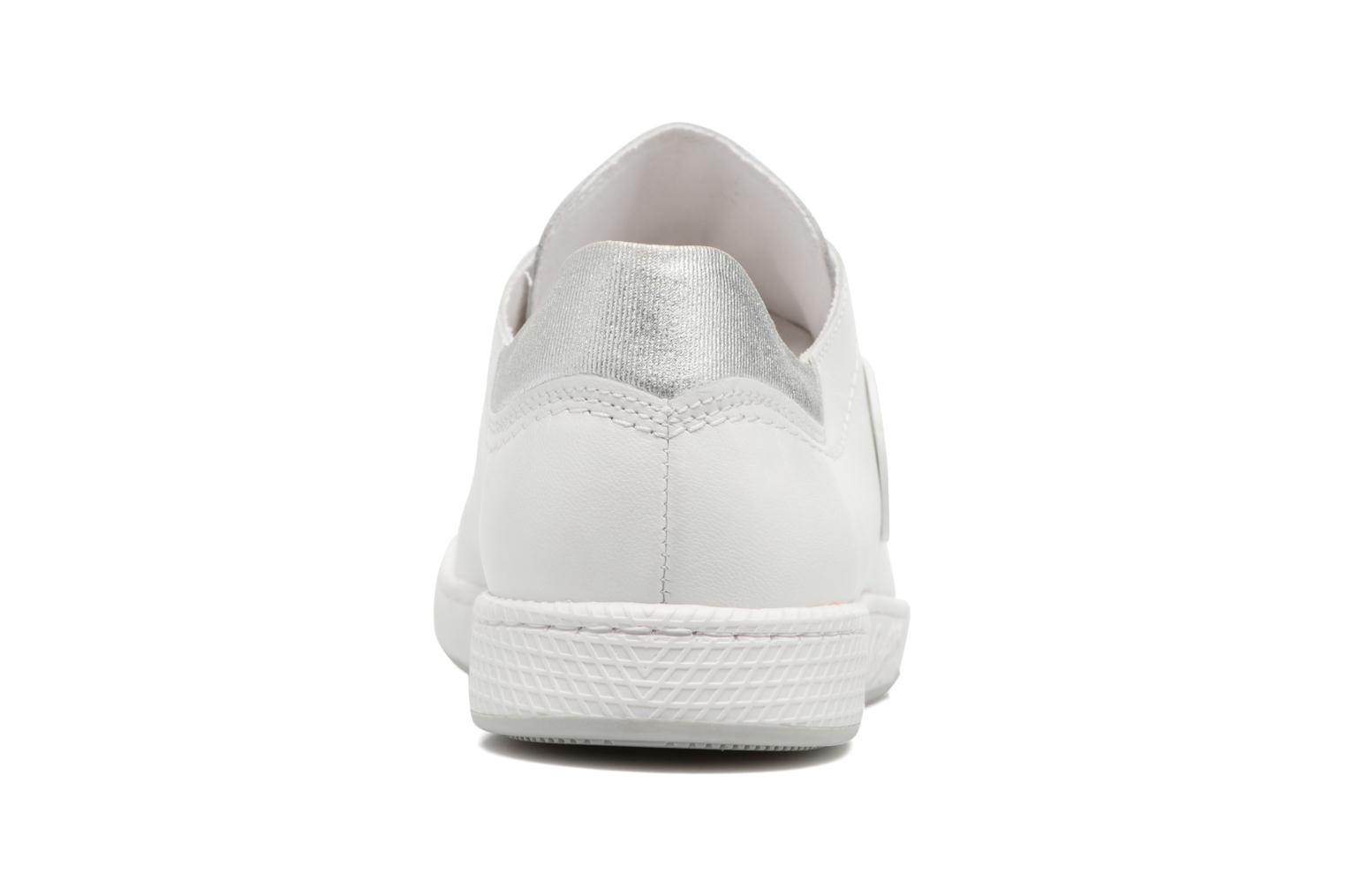 Trainers Pataugas Jayo White view from the right