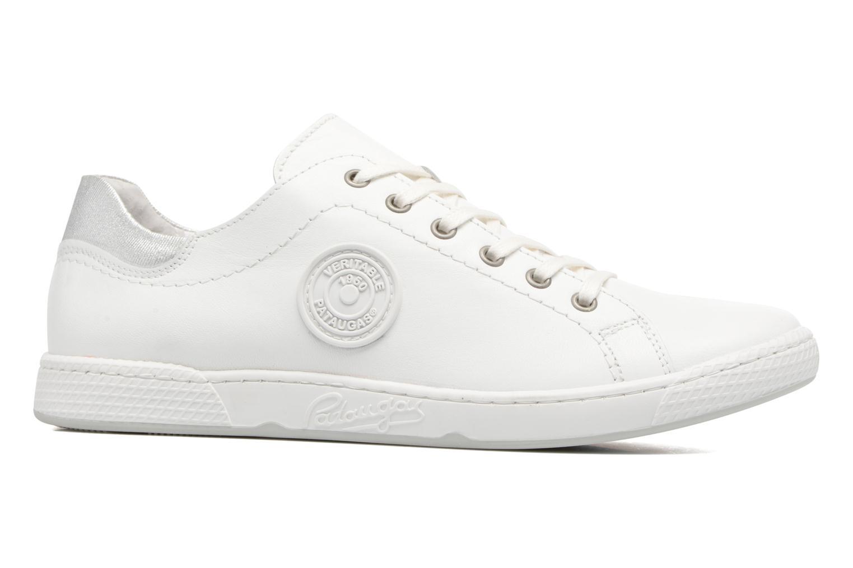 Sneakers Pataugas Jayo Wit achterkant