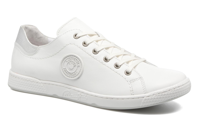Sneakers Pataugas Jayo Hvid detaljeret billede af skoene