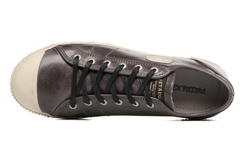 Sneakers Pataugas Bear/C Marrone immagine sinistra