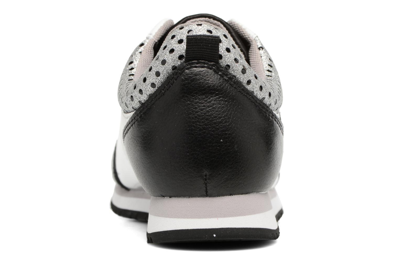 Sneaker Guess Reeta schwarz ansicht von rechts
