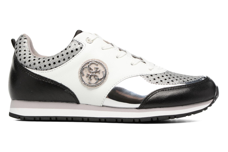 Sneakers Guess Reeta Zwart achterkant