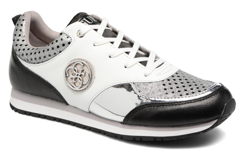 Sneaker Guess Reeta schwarz detaillierte ansicht/modell