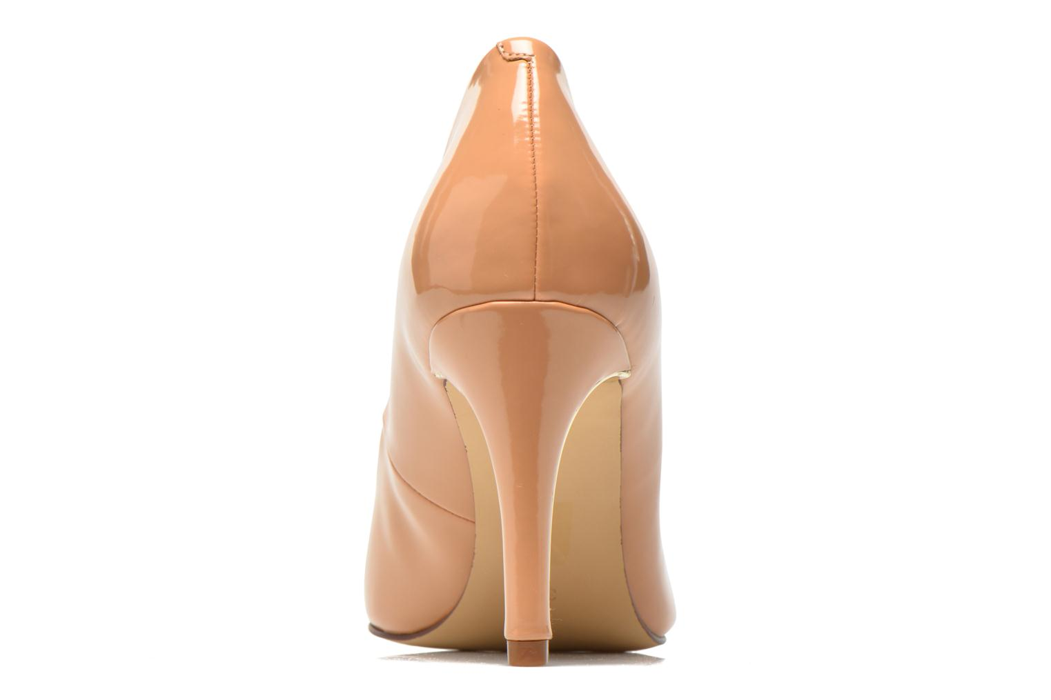 High heels Guess Elyca2 Beige view from the right