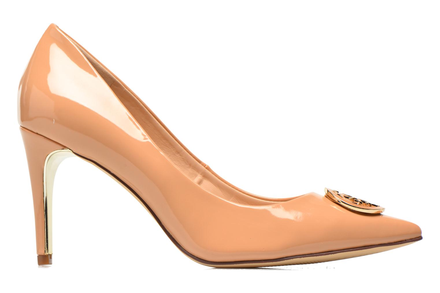 High heels Guess Elyca2 Beige back view