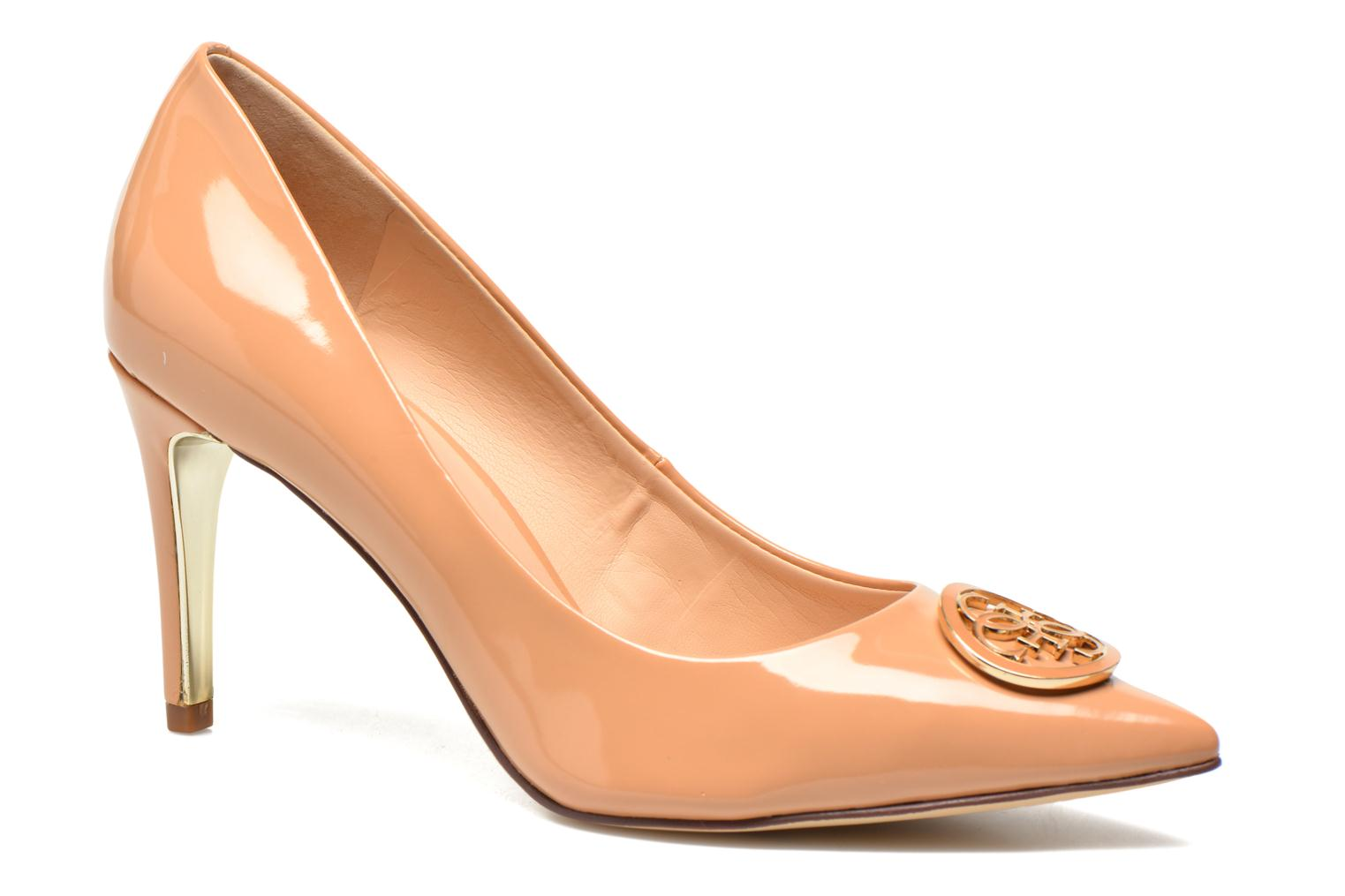 High heels Guess Elyca2 Beige detailed view/ Pair view
