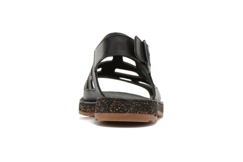Sandales et nu-pieds Camper Twss K200140 Noir vue droite