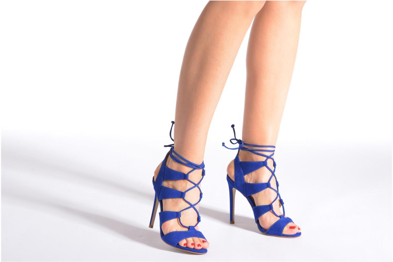 Sandales et nu-pieds Steve Madden SANDALIA Multicolore vue bas / vue portée sac