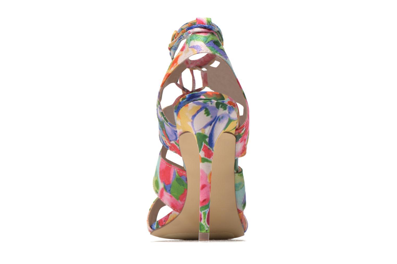 Sandales et nu-pieds Steve Madden SANDALIA Multicolore vue droite