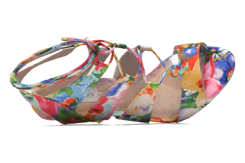 Sandals Steve Madden SANDALIA Multicolor view from the left