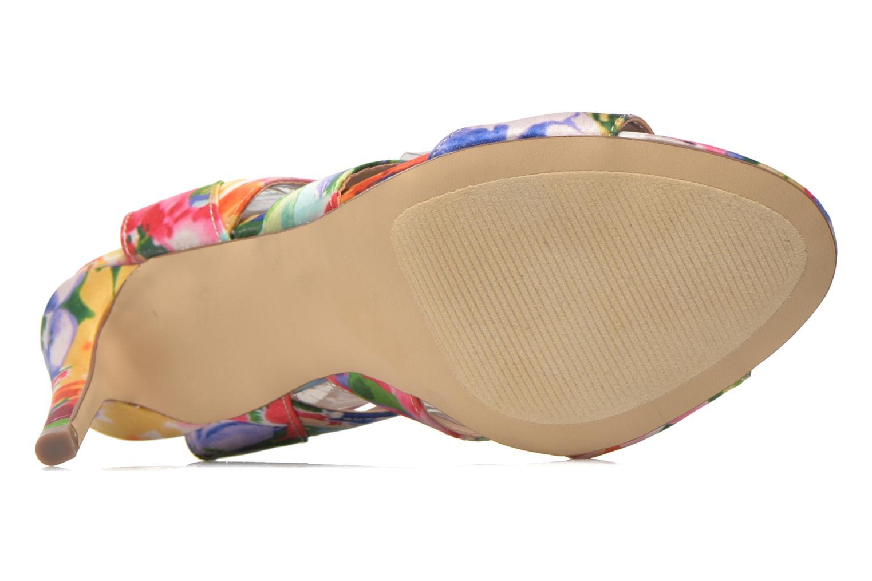 Sandales et nu-pieds Steve Madden SANDALIA Multicolore vue haut