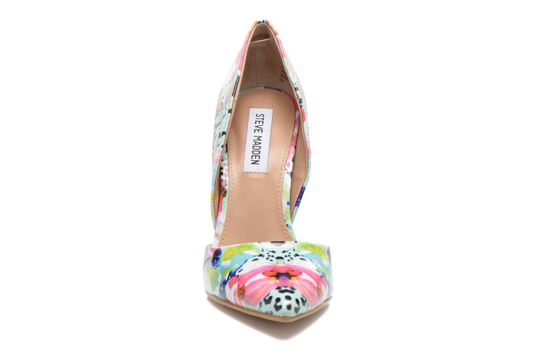 Escarpins Steve Madden VARCITY Multicolore vue portées chaussures