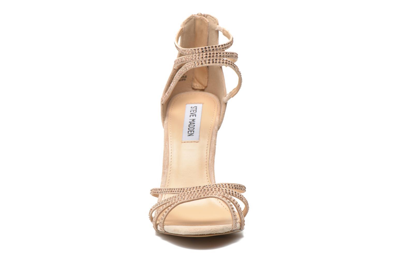 Sandales et nu-pieds Steve Madden CAPPER Beige vue portées chaussures