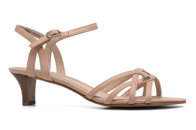 Sandales et nu-pieds Esprit Birkin Sandal Beige vue derrière