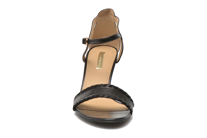 Sandales et nu-pieds Esprit Dor Bis Sandal Noir vue portées chaussures