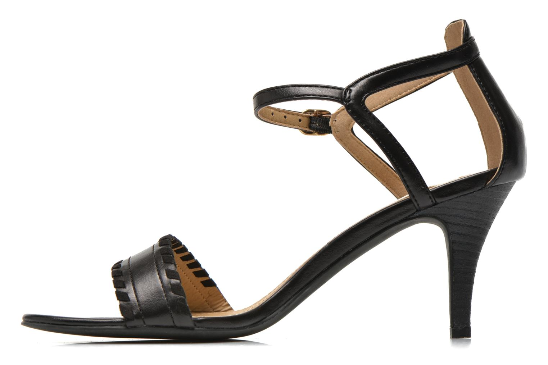 Sandales et nu-pieds Esprit Dor Bis Sandal Noir vue face