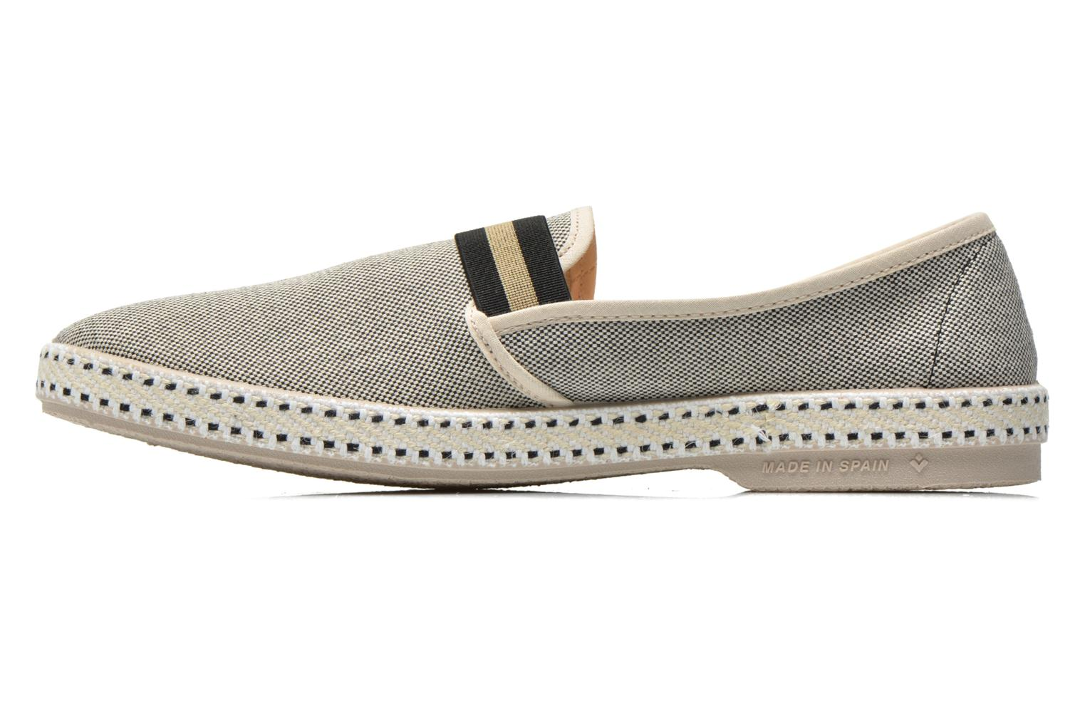 Loafers Rivieras College Beige front view