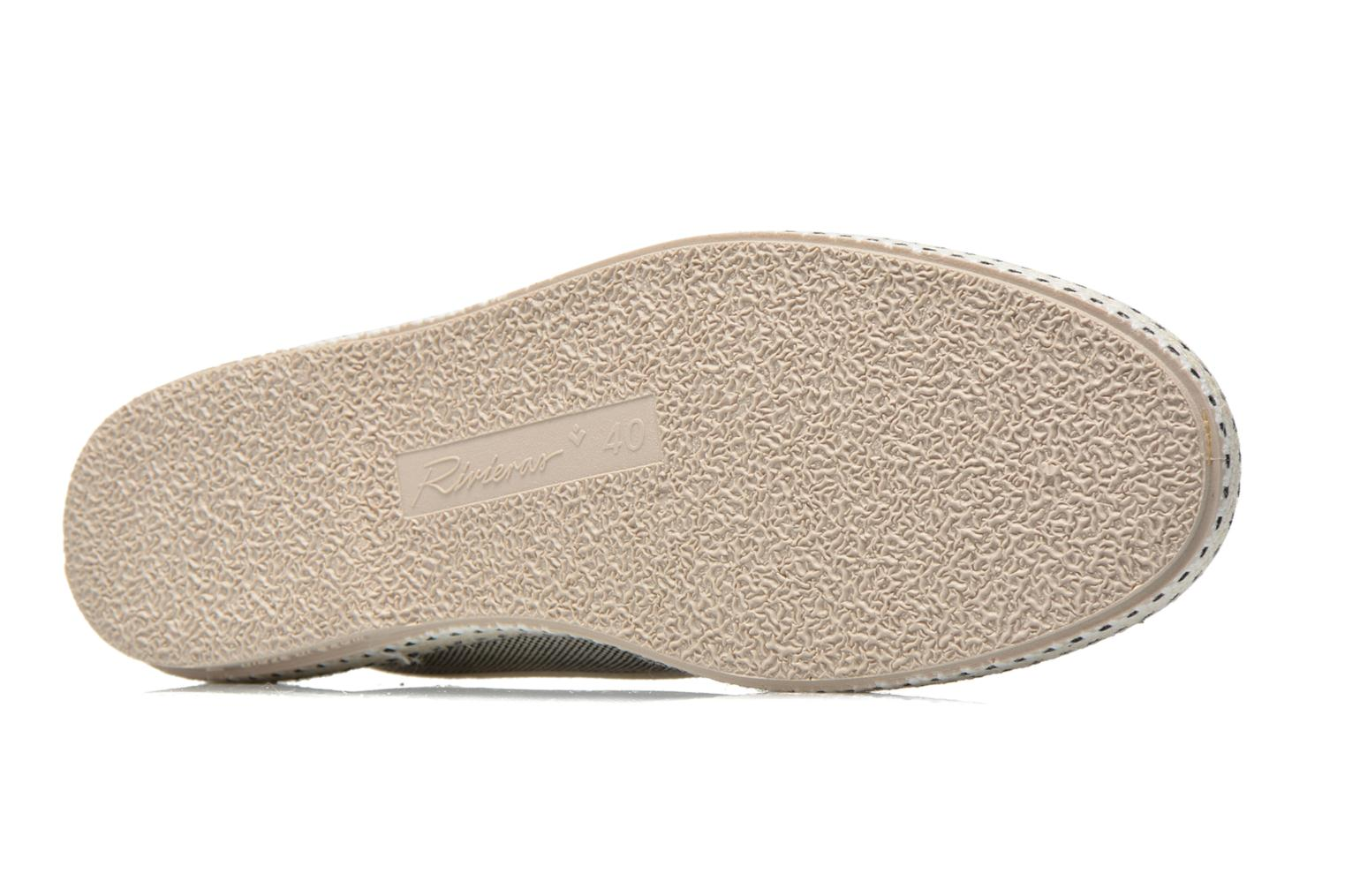 Loafers Rivieras College Beige view from above
