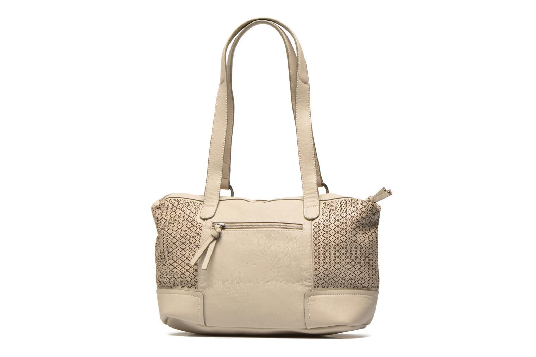 Handtaschen Tamaris Shelly - Shoulder bag weiß ansicht von vorne