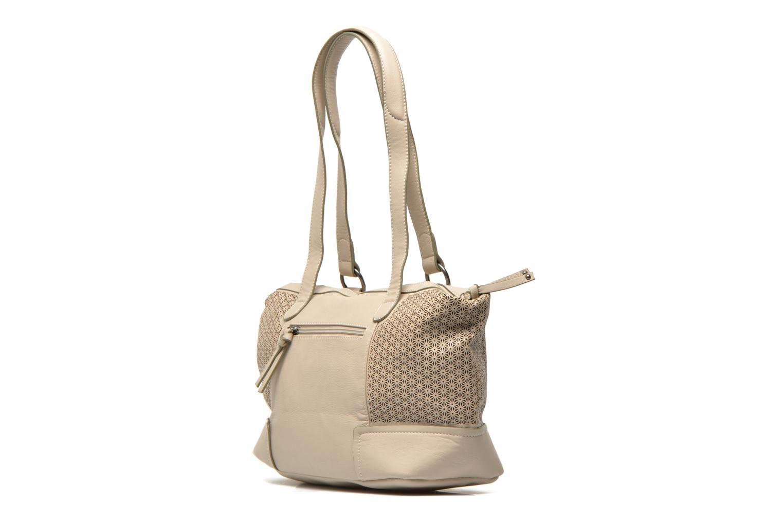 Handtaschen Tamaris Shelly - Shoulder bag weiß ansicht von rechts