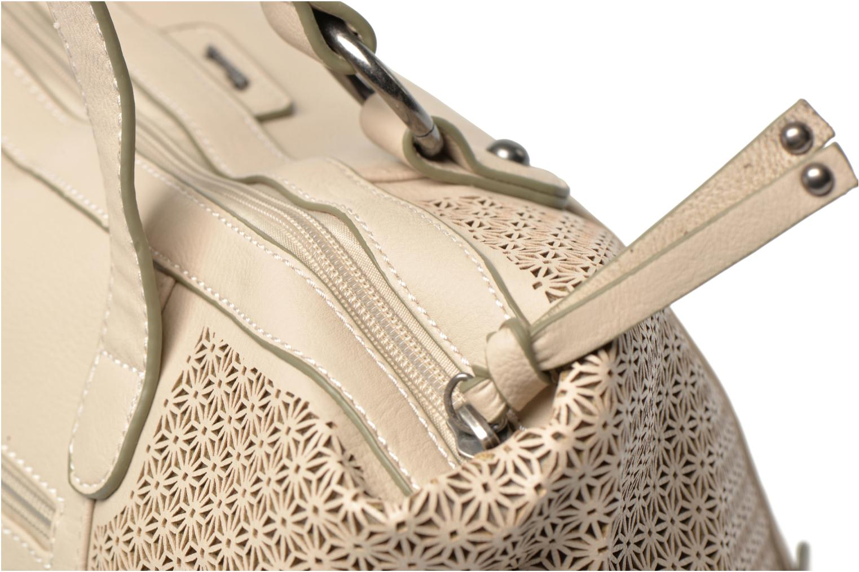 Handtaschen Tamaris Shelly - Shoulder bag weiß ansicht von hinten