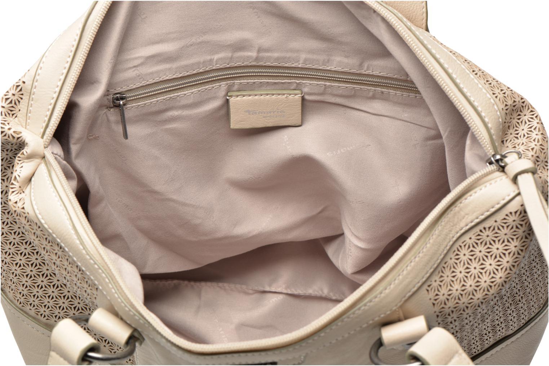 Handtaschen Tamaris Shelly - Shoulder bag weiß ansicht von links