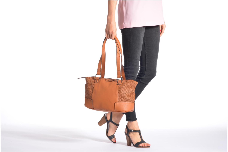 Handtaschen Tamaris Shelly - Shoulder bag weiß ansicht von oben