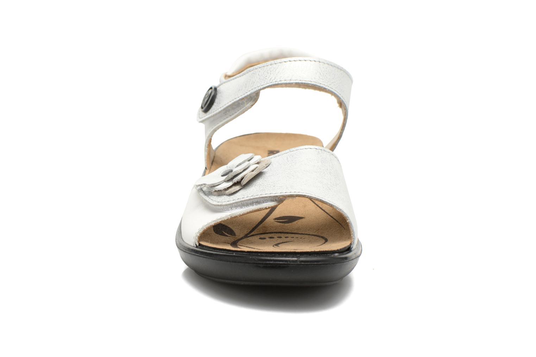Sandals Romika Ibiza 67 Silver model view