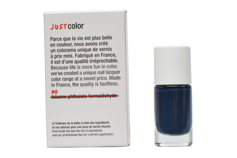 Beauty/foot care Nailmatic Nail varnish Blue front view