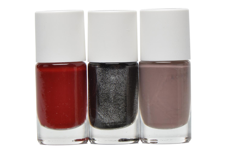 Cuidados y belleza pies Nailmatic Pack de pintauñas Negro vista de detalle / par