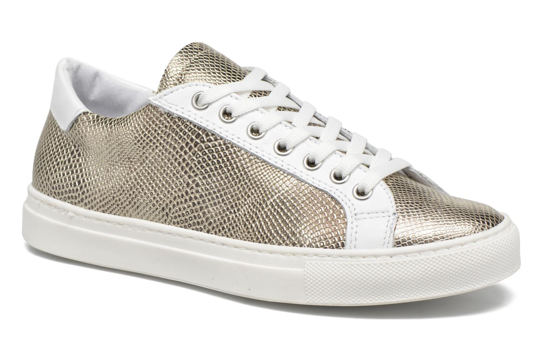 Sneaker Made by SARENZA Seven Tease #2 gold/bronze ansicht von rechts