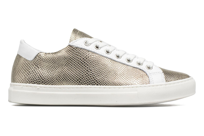Sneaker Made by SARENZA Seven Tease #2 gold/bronze detaillierte ansicht/modell