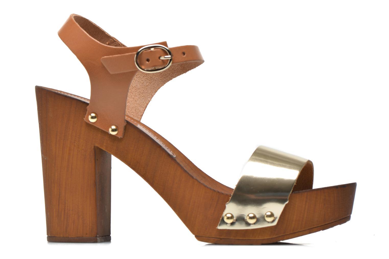 Sandalen Made by SARENZA Discow Girl #8 braun detaillierte ansicht/modell
