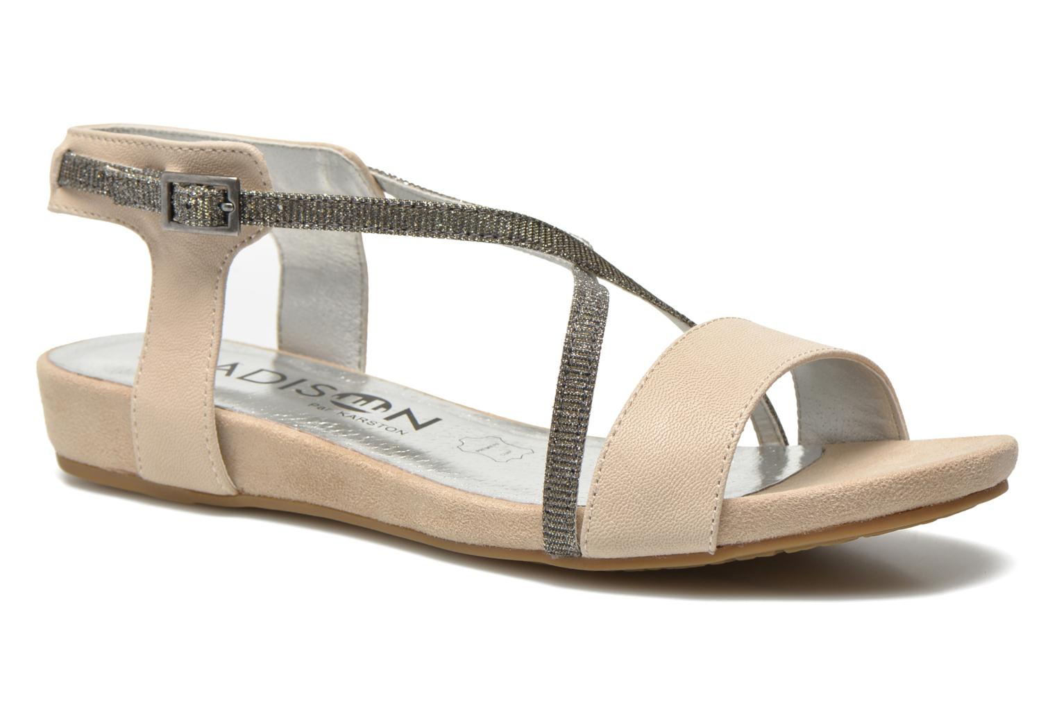 Sandalen Madison Emax Beige detail