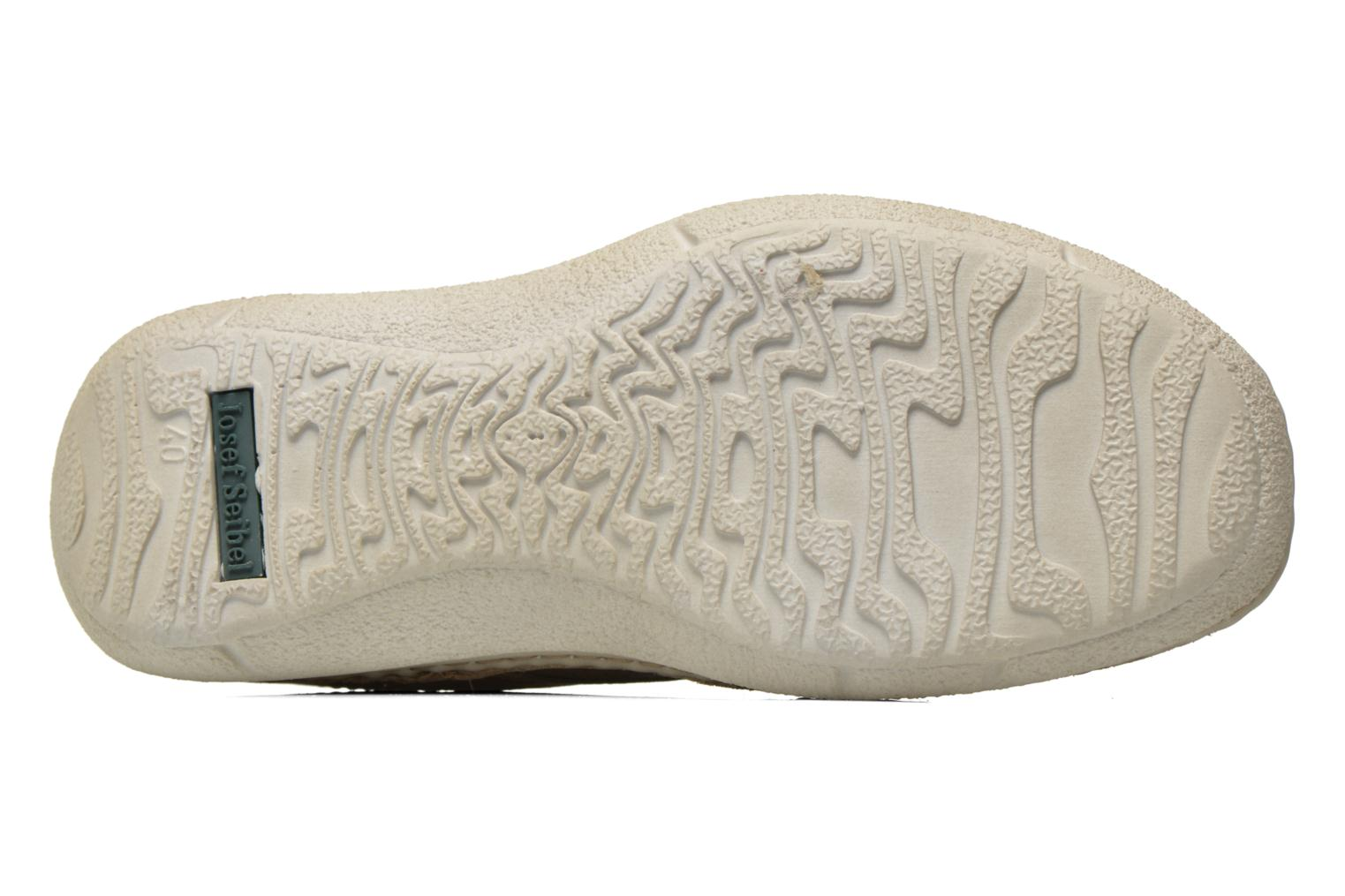 Lace-up shoes Josef Seibel Anvers 43 Beige view from above