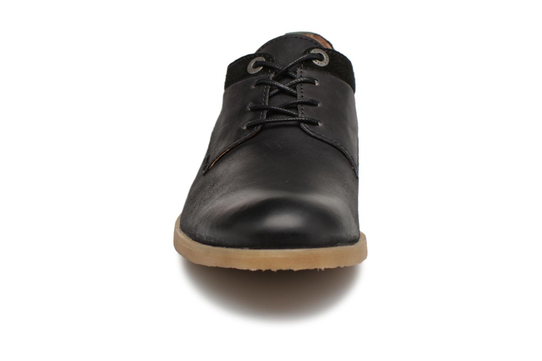 Schnürschuhe Kickers FLAVESTON schwarz schuhe getragen