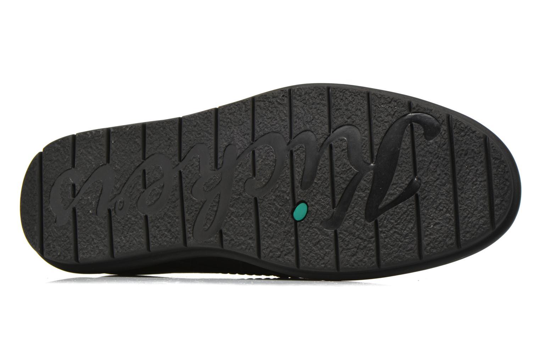 Chaussures à lacets Kickers VIKANG Noir vue haut