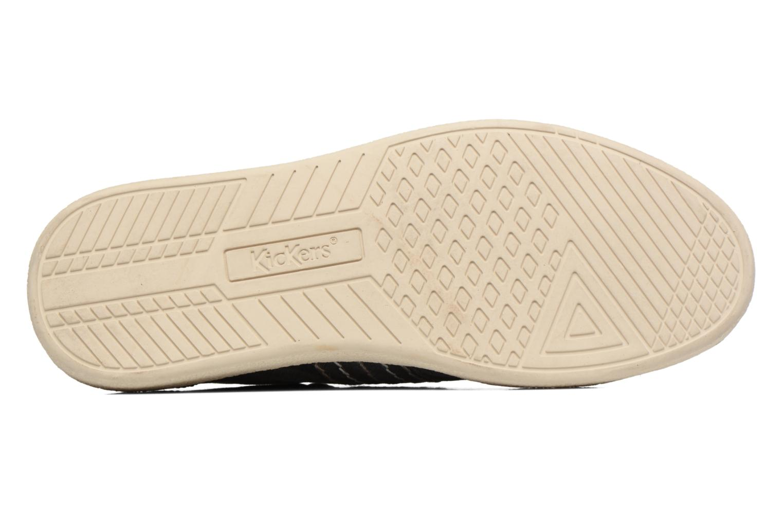 Sneakers Kickers TRIDENT Blå bild från ovan