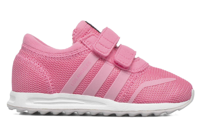 Sneaker Adidas Originals Los Angeles Cf I rosa ansicht von rechts