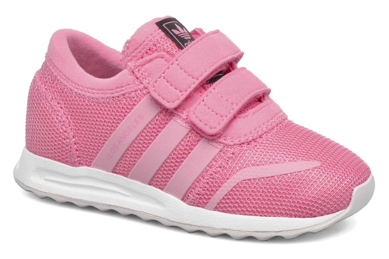 Sneaker Adidas Originals Los Angeles Cf I rosa detaillierte ansicht/modell